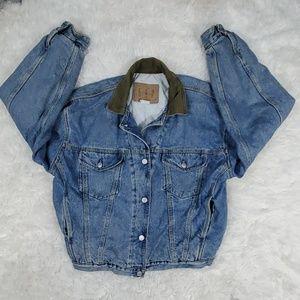 Gap 90s USA unisex denim oversize med jean jacket